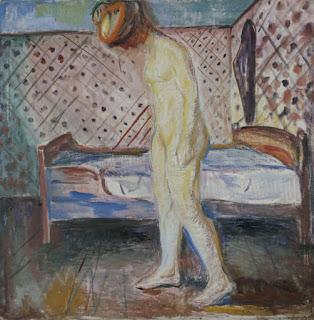 Femme en pleurs, 1907, Huile sur toile, 121 x 119 cm, © Munch Museum / Munch-Ellingsen Group / BONO 2011, © Adagp, Paris 2011