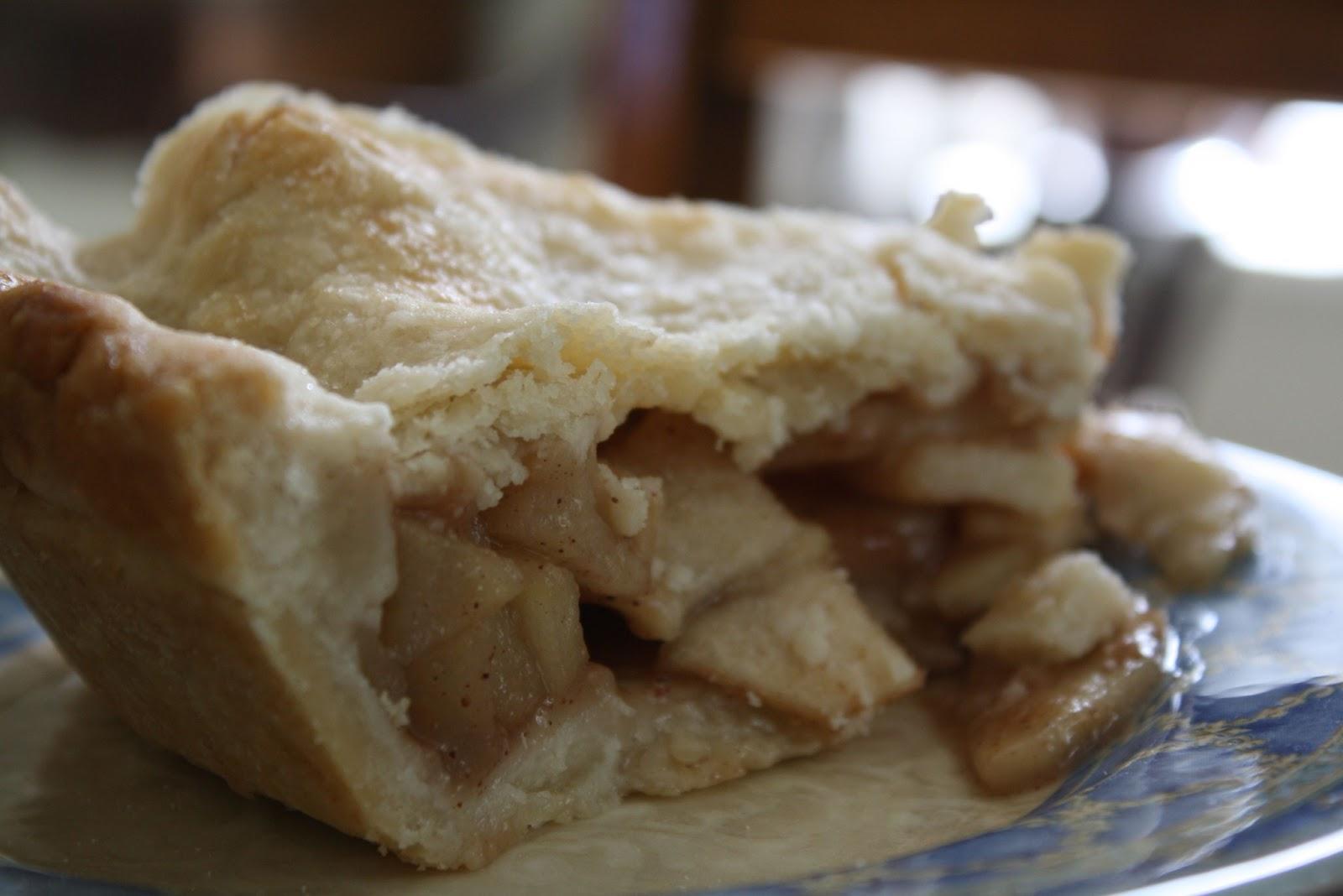 la ricetta dell'apple pie or iginale da fare con Mixer