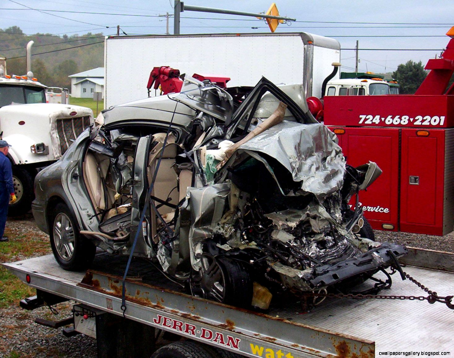 worst car accident i have ever Five of six teenagers crowded into a car died when the p-plate driver lost control and smashed into a tree at 140km/h, in a crash emergency workers said was the worst they had seen.
