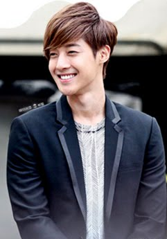 My oppa, Kim Hyun Joong :)
