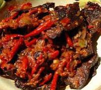 ... makanan asli nusantara khas Sumatera Barat beserta panduan cara