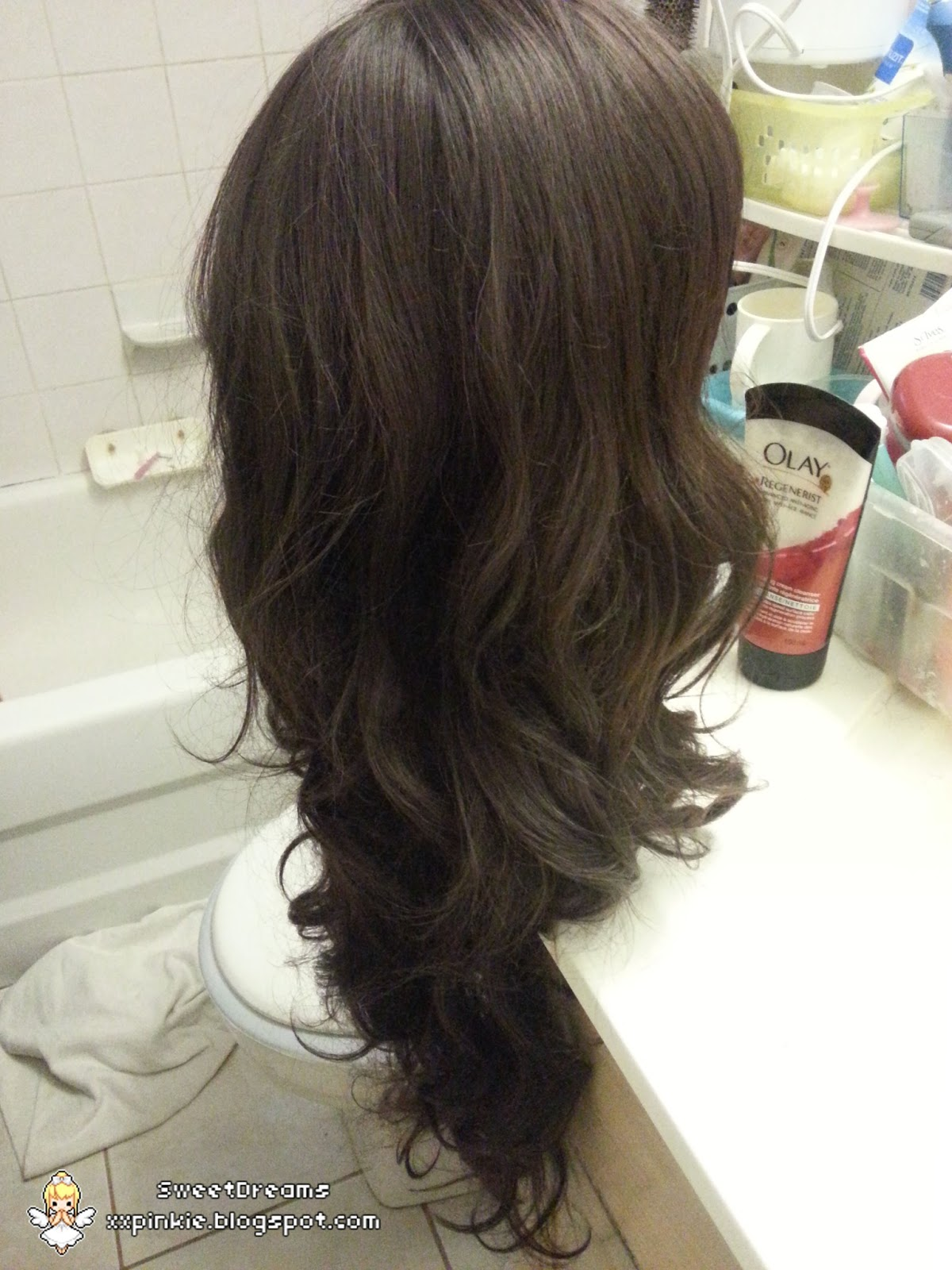 Sweetdreams Tutorial How To Re Curl A Non Heat