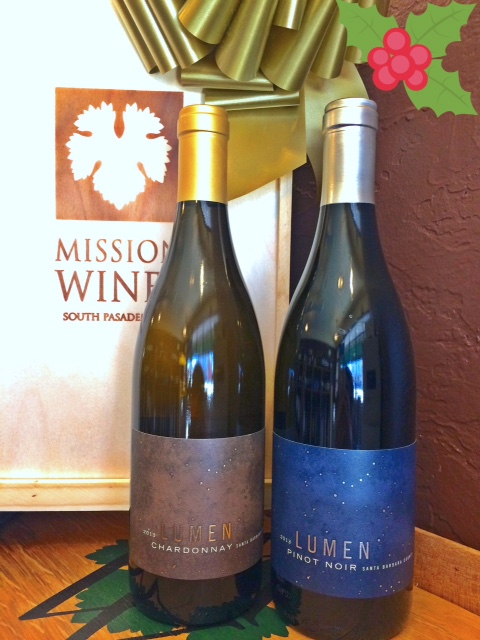 The Buzz Mission Wines Give The Gift Of Wine Mission Wines