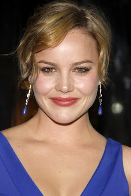 Abbie Cornish Dangle Decorative Earrings