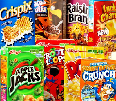 10 Worst Breakfast Cereals