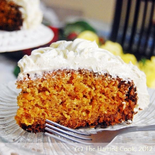 Freezing Carrot Cake Cupcakes