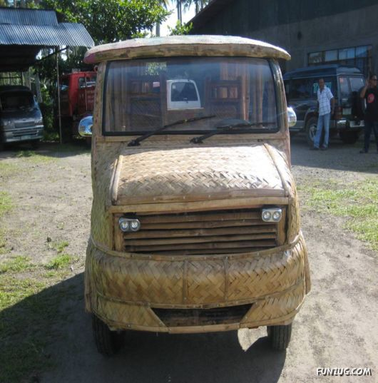 bamboo taxis