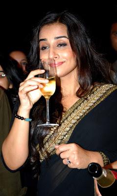 kahaani movie success party hot images