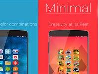 Minimal – Icon Pack Apk v1.3.5 ( Hera )
