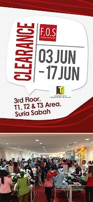 F.O.S Clearance Event-Sabah