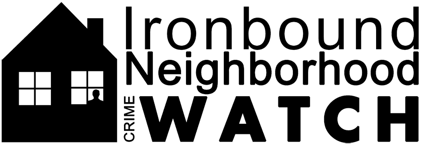 Ironbound Neighborhood Crime Watch