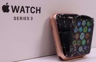 Apple Watch Series 3 Restoration