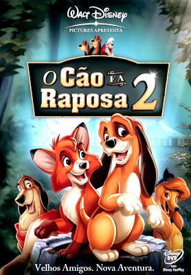 O%2BC%25C3%25A3o%2Be%2BA%2BRaposa%2B2 Download O Cão e A Raposa 2   DVDRip Dublado Download Filmes Grátis