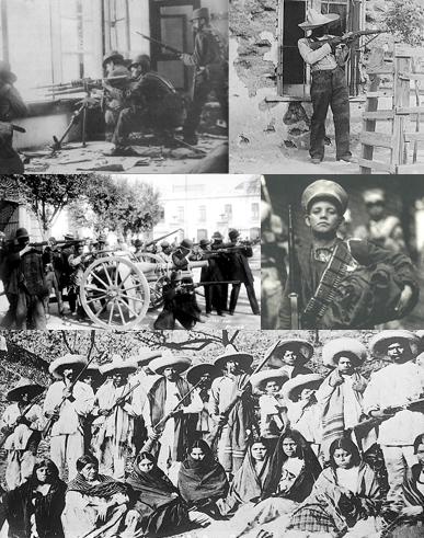 Historia de Mxico Revolucin mexicana  resumen