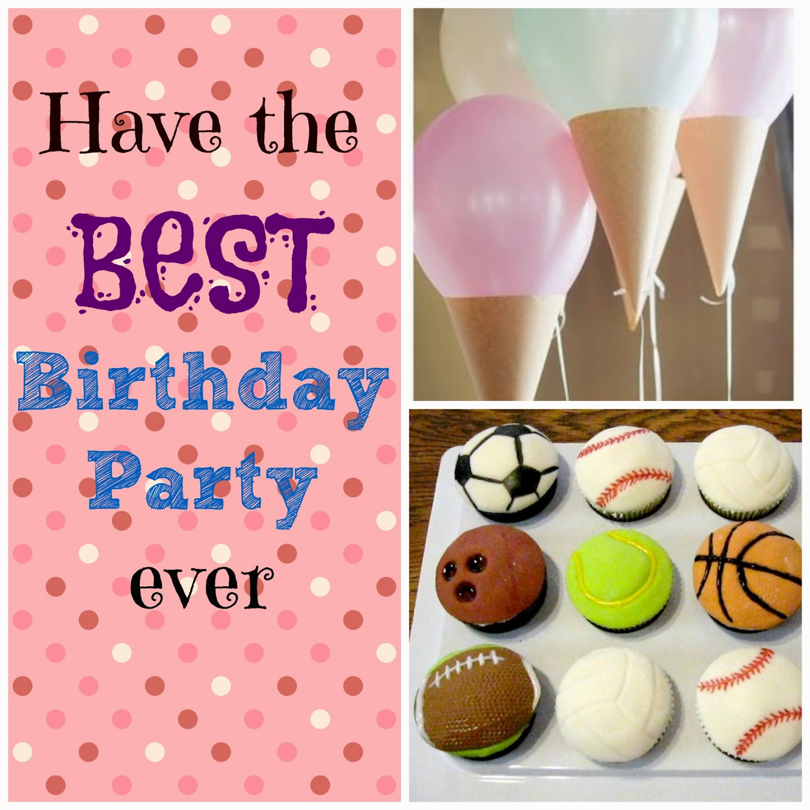 Have the best birthday party ever with these fun ideas and activities for girls and boys