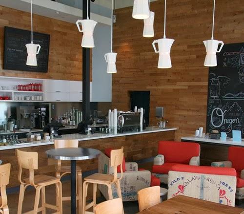 Como Decorar Una Cafeter A Moderna Caf Y Cafeter A