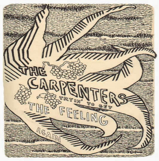 the carpenters, tryin' to get the feeling again, cloudpine451