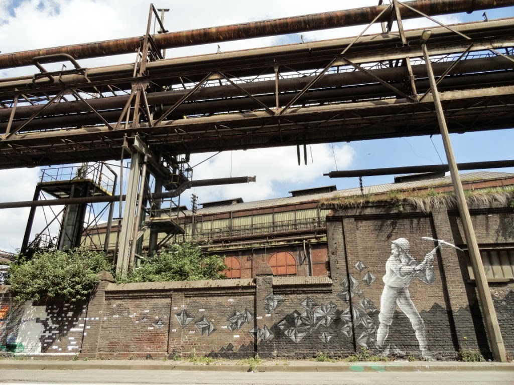 Charleroi - art urbain