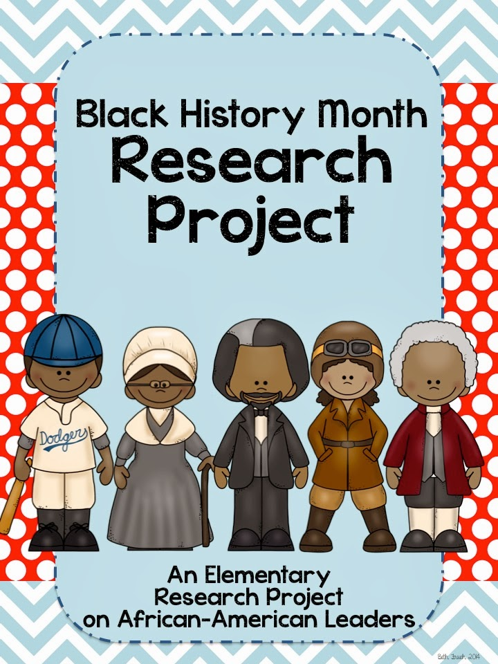 black history month projects
