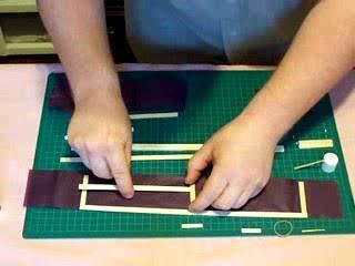 Video Cara membuat Pesawat Tenaga Karet Sederhana (STICK)