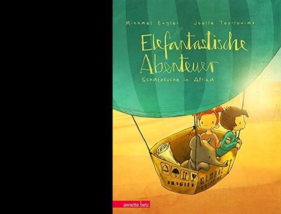 Elefantastische Abenteuer: Schatzsuche in Afrika