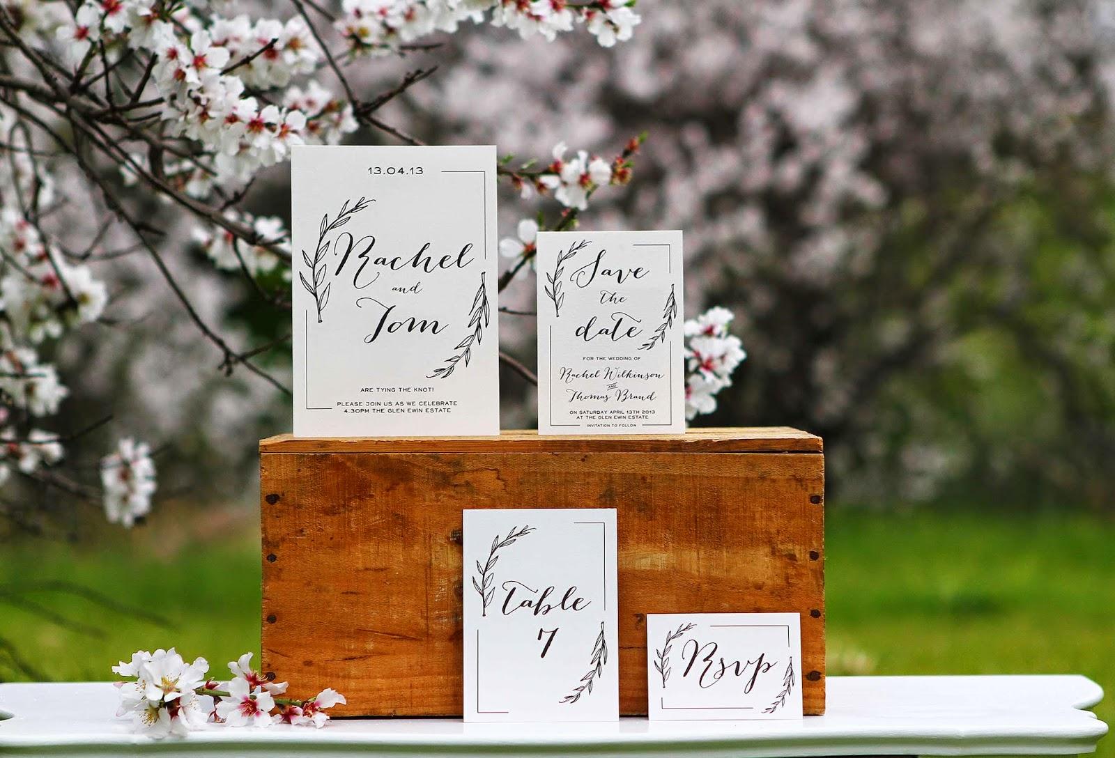 spring wedding invitations adelaide australia vintage rustic sail and swan