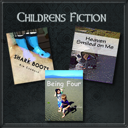 Kim Cormack Childrens Fiction
