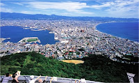Best Honeymoon Destinations In Asia - Hakodate, Japan