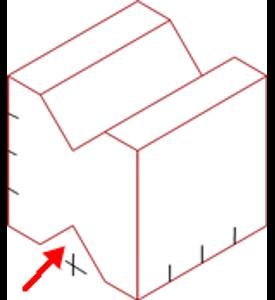 Figura 29: Sistema diédrico - obtención de vistas