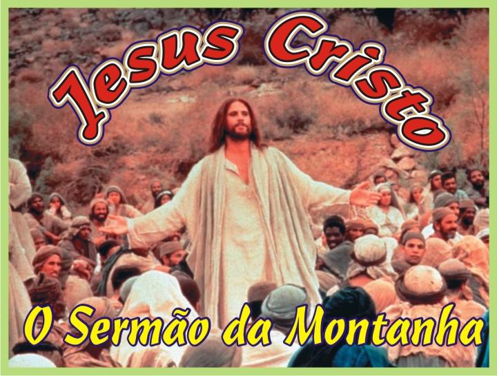 Jesus No Sermão da Montanha