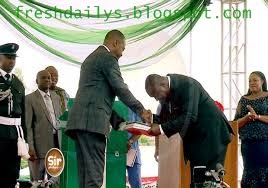 List of Enugu State New Commissioners and Their Portfolios
