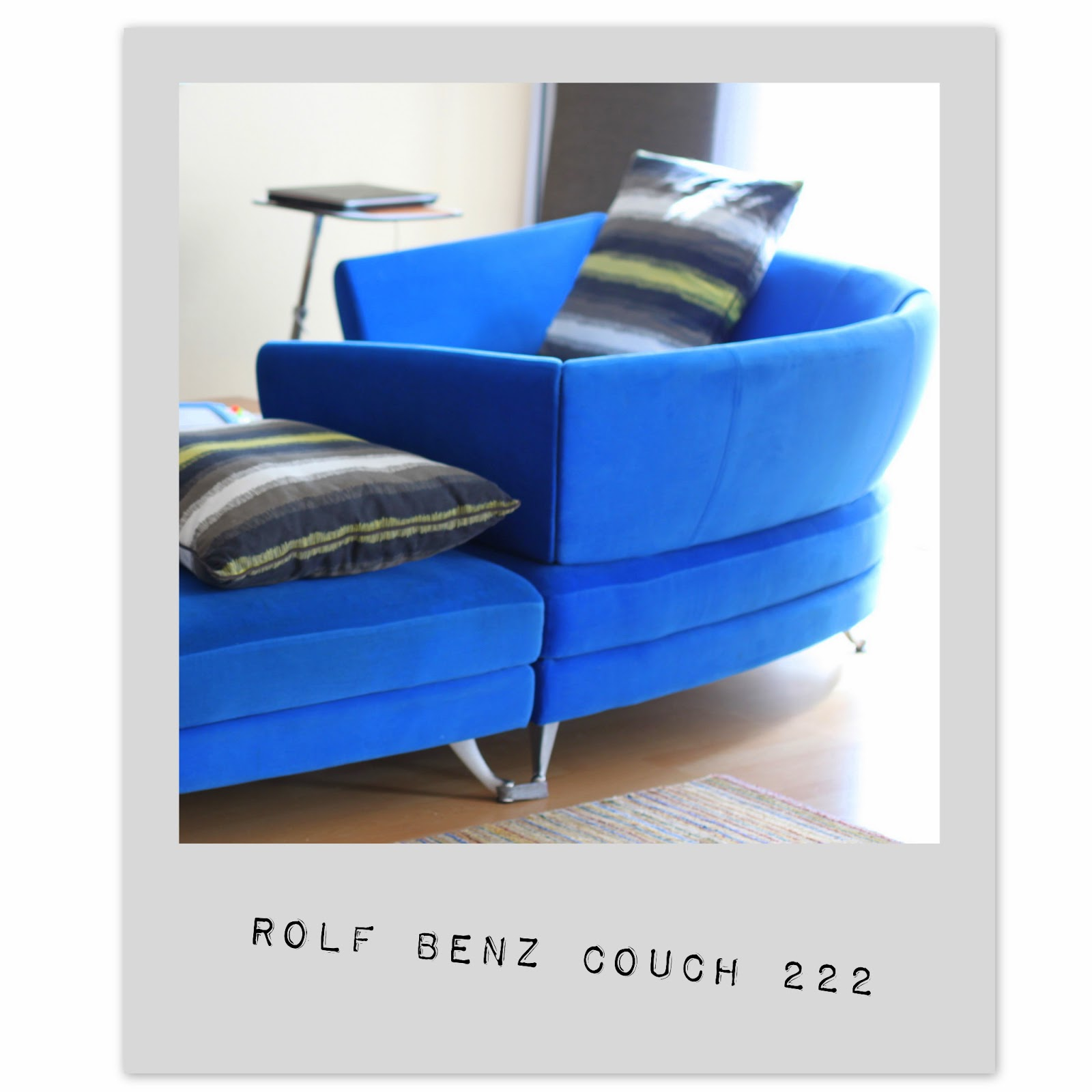 Paecyipato Rolf Benz Couch 222 Paecyipato