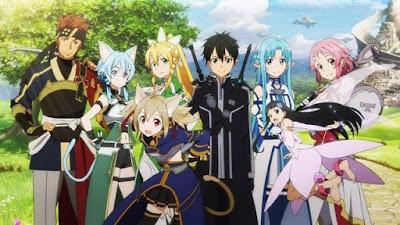 Movie Anime Sword Art Online Diumumkan Dengan Cerita Baru