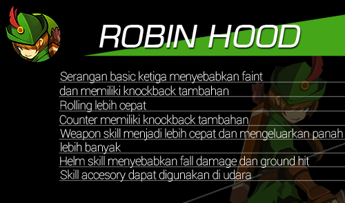 Hero Reform Robin Hood