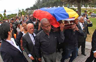 Entierro Benitez
