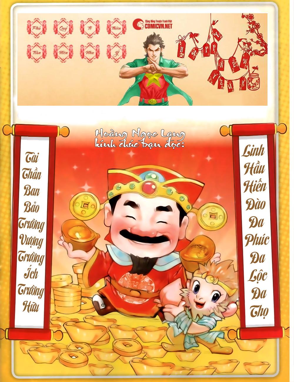 Tân Tác Long Hổ Môn chap 820 Trang 31 - Mangak.info