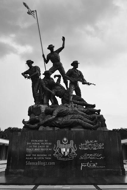 Sejarah Tugu Negara, Tempat Menarik Kuala Lumpur, cuti-cuti Malaysia