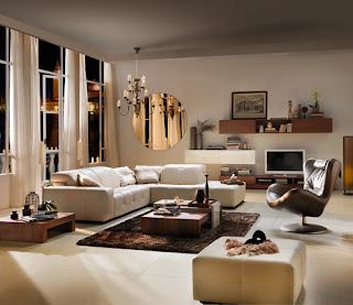 modernas y elegantes salas