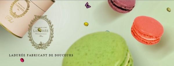 Laduree Paryż