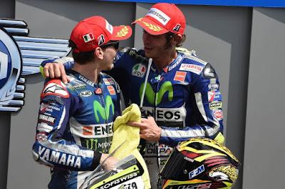Terngiang-ngiang dengan Power Lorenzo, Rossi Khawatirkan Posisi Puncaknya