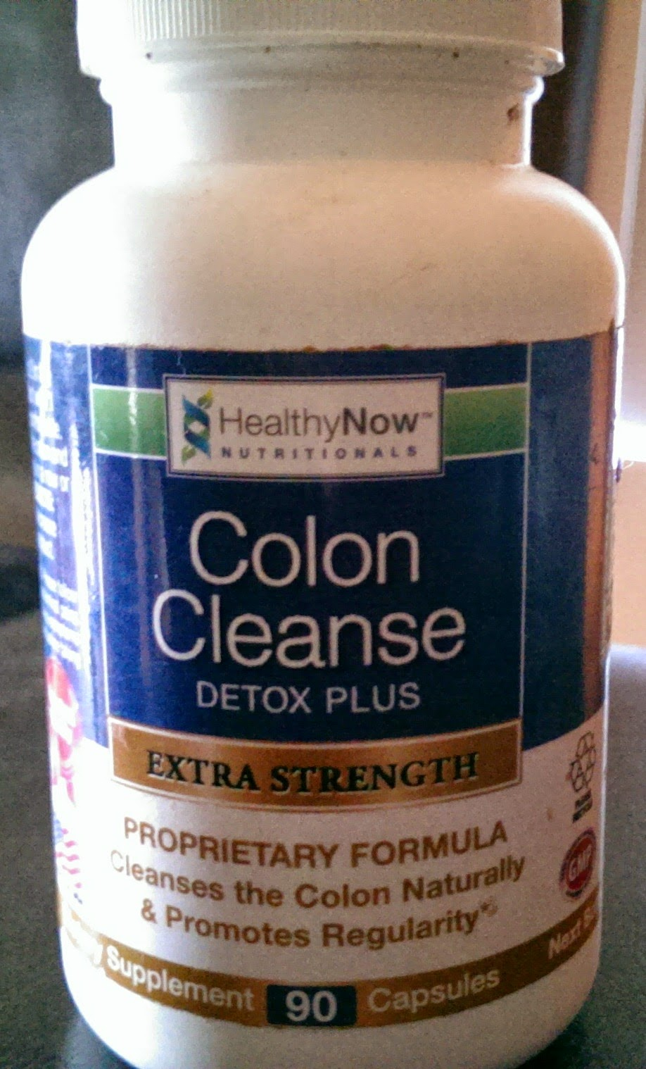 HealthyNow%2BColon%2BCleanse HealthyNow Colon Cleanse Detox Plus Review -Colon Cleanse Laxative