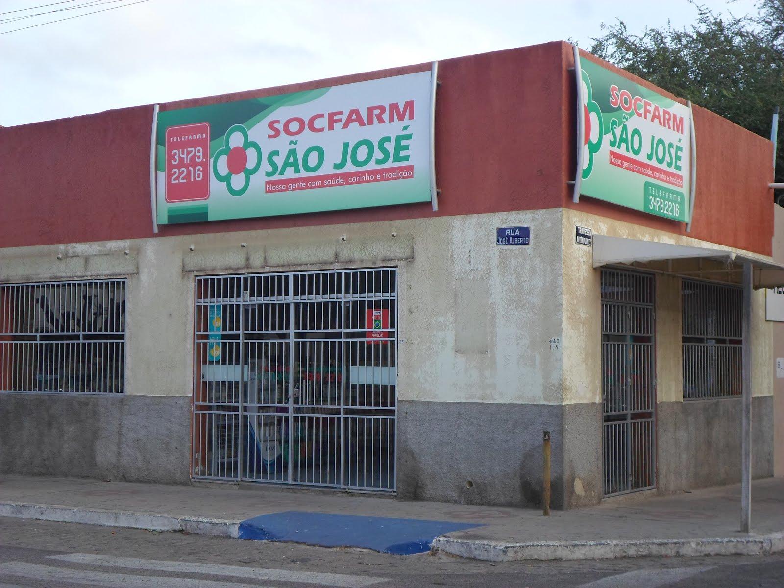 PUBLICIDADE: SOCFARM SÃO JOSÉ
