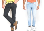 Jabong; Buy Locomotive Men Jeans at just at Rs. 572