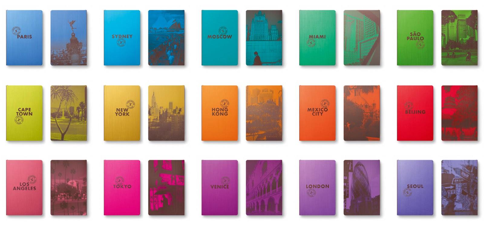 Lieblingsstück der Woche: Louis Vuitton City Guides