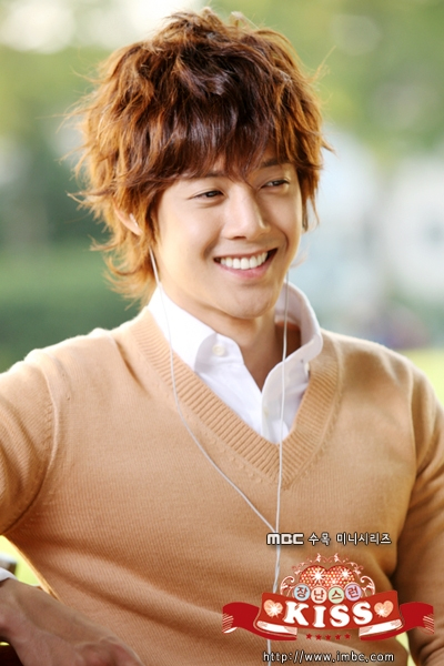 Kim Hyun Joong In Playful Kiss Still Beautiful But Not AS No More Long Hair Now Its Only Longish 3