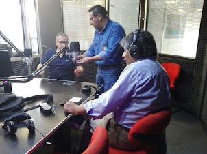 A TRAVÉS DEL UNIVERSO, programa de radio