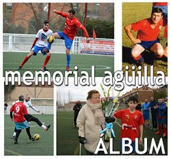 Homenaje a 'Agüilla'