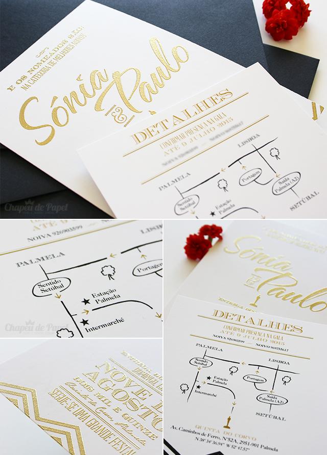 convite casamento criativo