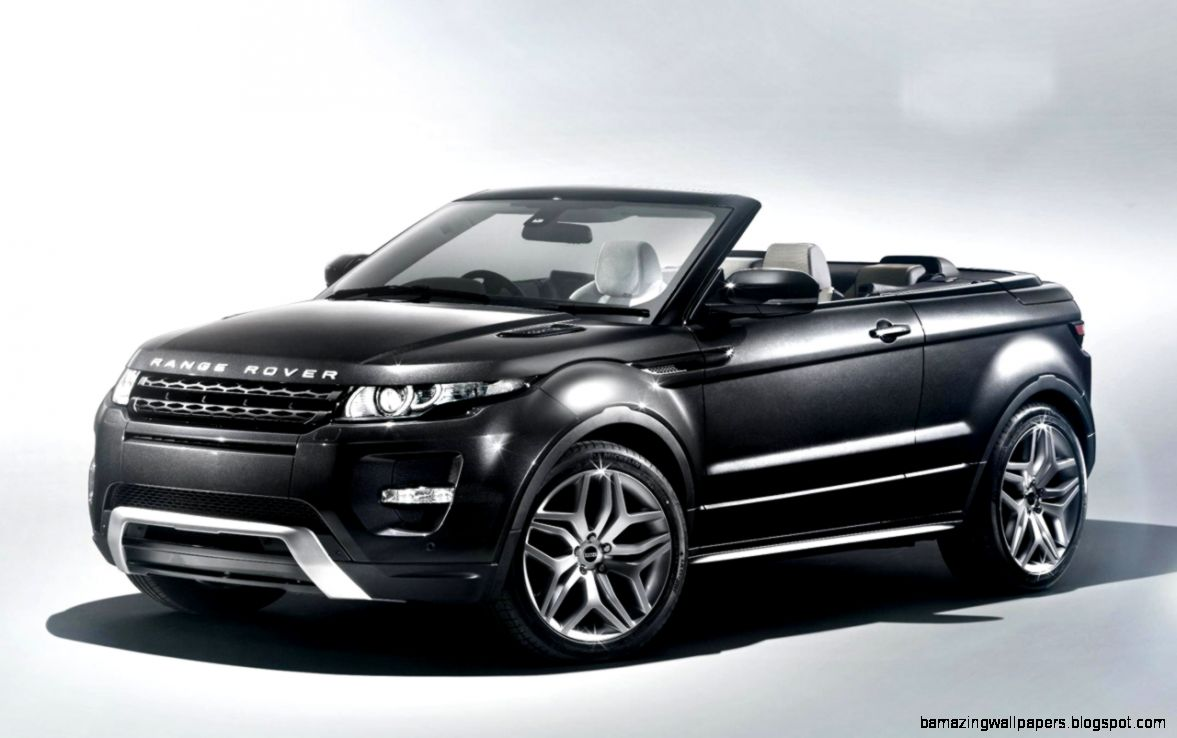 range rover evoque black edition amazing wallpapers. Black Bedroom Furniture Sets. Home Design Ideas