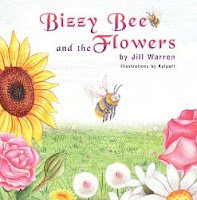 Bizzy Bee and the Flowers cover
